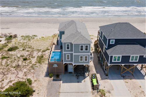 Photo of 4323 E Beach Drive, Oak Island, NC 28465 (MLS # 100277202)