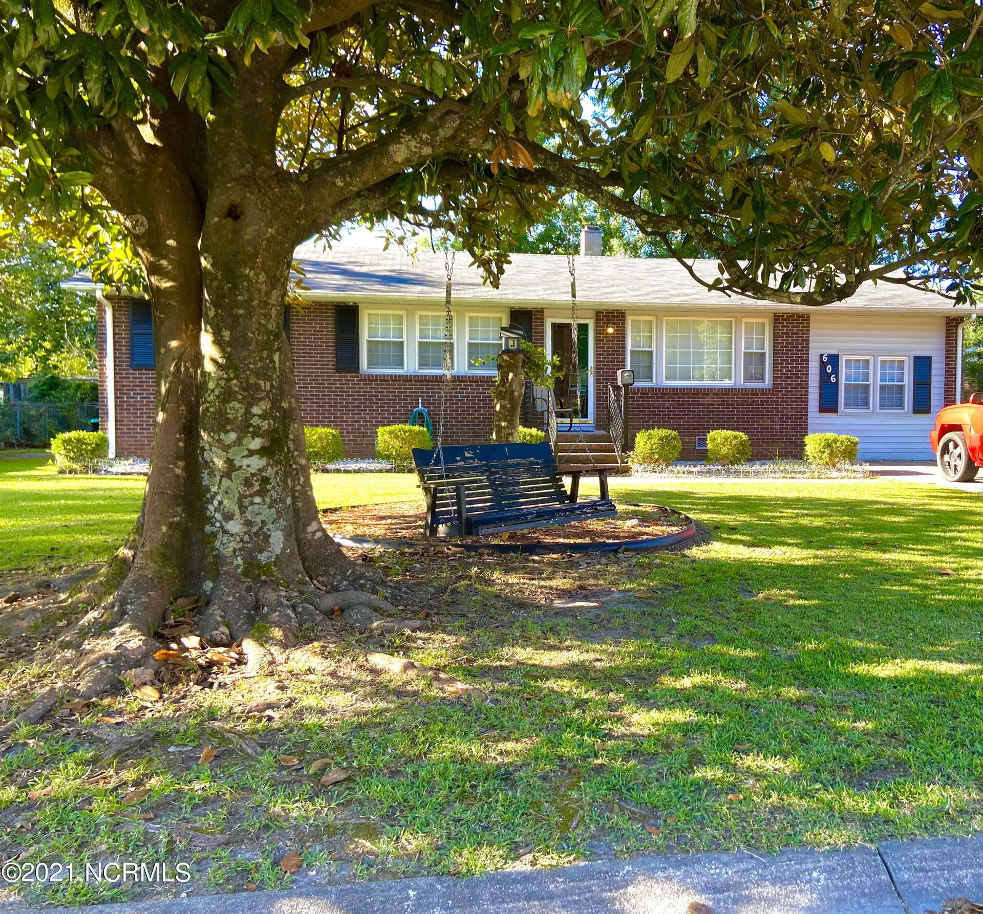 Photo of 606 Forest Grove Avenue, Jacksonville, NC 28540 (MLS # 100289202)