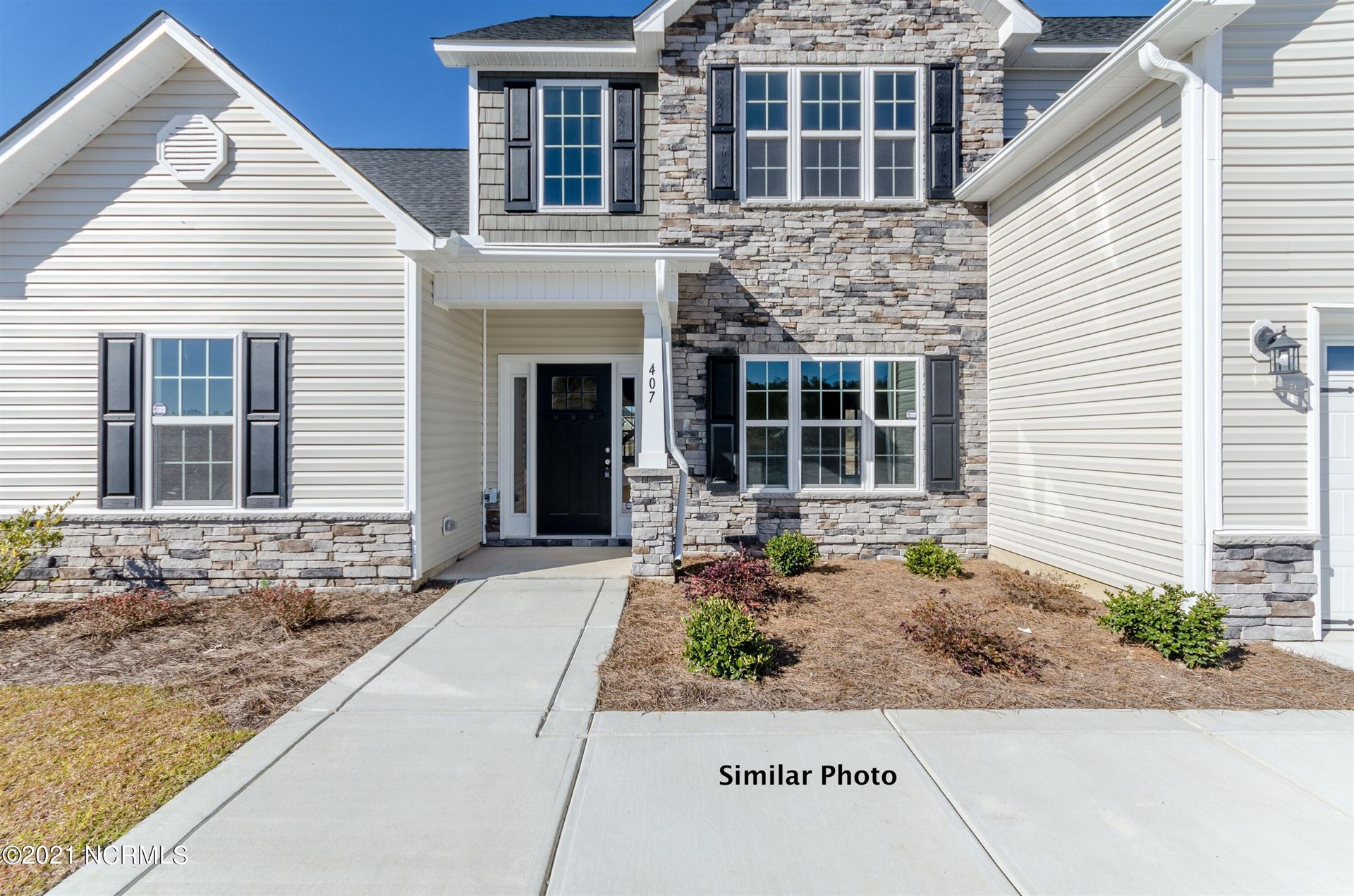 Photo of 454 Water Wagon Trail, Jacksonville, NC 28546 (MLS # 100295202)