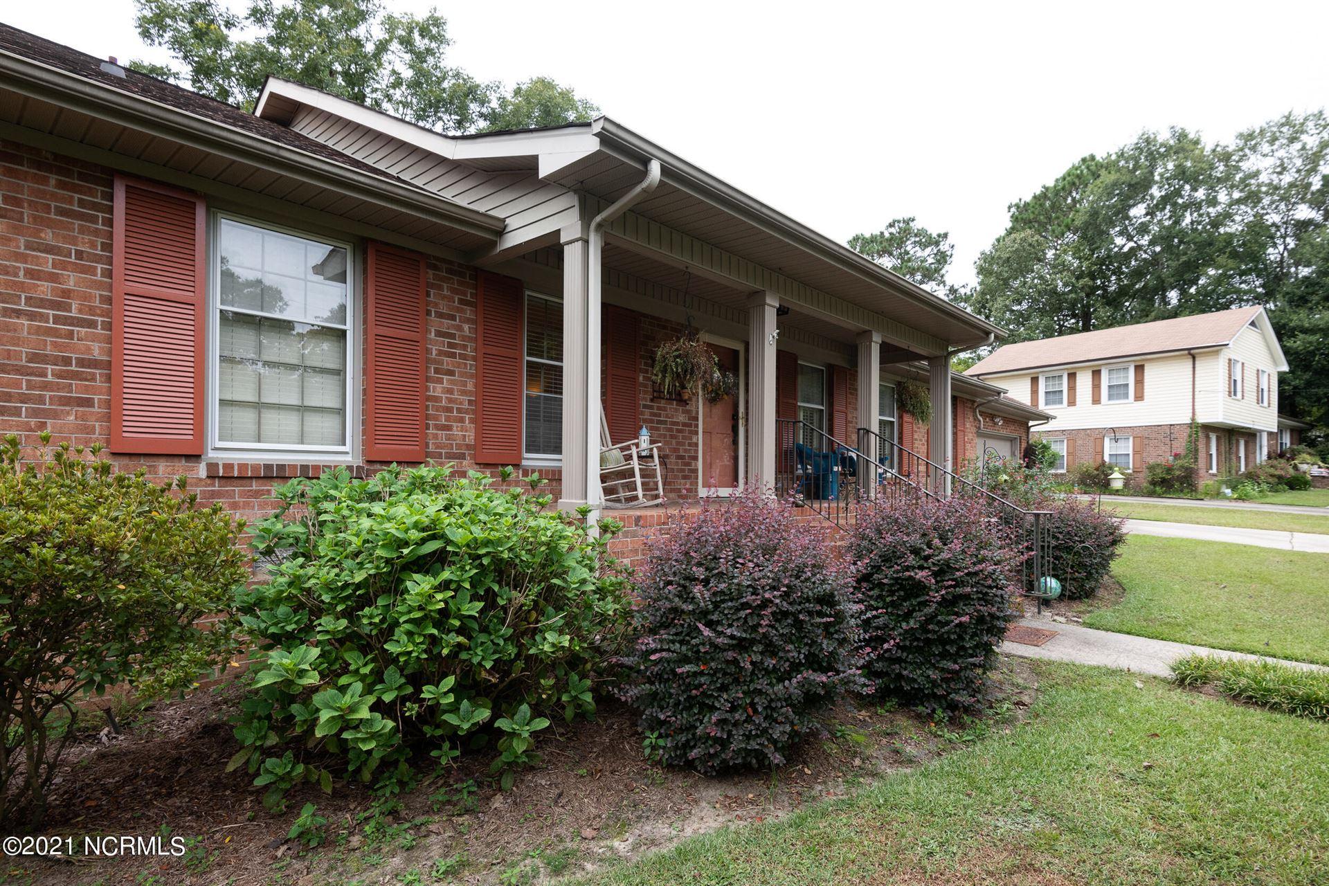 Photo of 107 Graham Street, Greenville, NC 27858 (MLS # 100291203)