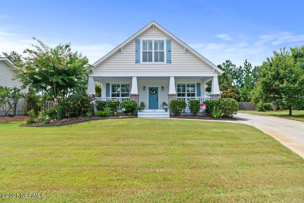 Photo of 1103 Reed Court, Holly Ridge, NC 28445 (MLS # 100285204)