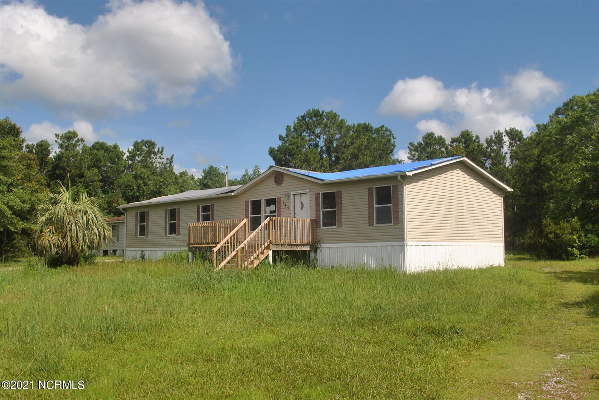 Photo for 157 Country Club Road, Sneads Ferry, NC 28460 (MLS # 100270207)