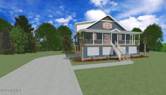 Photo of Lot 90 Marsh Grass Court, Southport, NC 28461 (MLS # 100280207)