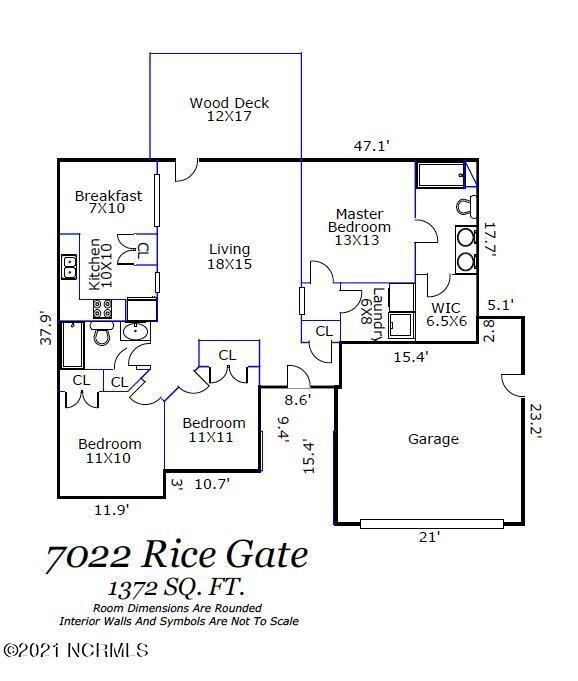 Photo of 7022 Rice Gate, Wilmington, NC 28411 (MLS # 100289207)