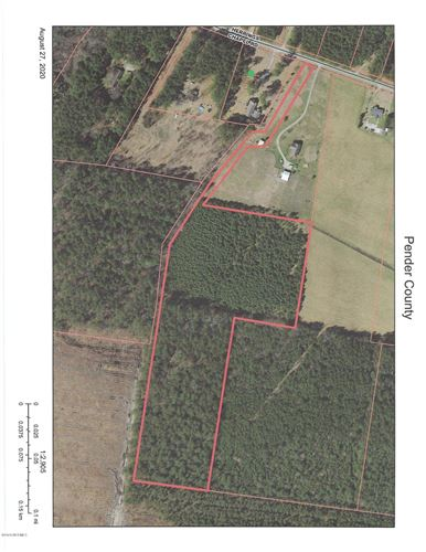 Photo of Tract 2 Herrings Chapel Road, Burgaw, NC 28425 (MLS # 100234208)