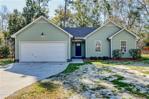 Photo of 248 Shellbank Drive, Sneads Ferry, NC 28460 (MLS # 100256208)