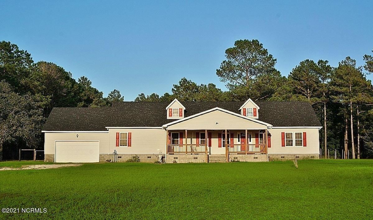 Photo of 151 Brians Woods Road, Maple Hill, NC 28454 (MLS # 100292208)
