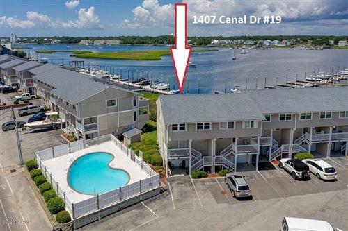 Photo of 1407 Canal Drive #19, Carolina Beach, NC 28428 (MLS # 100223210)