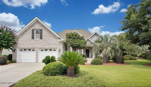 Photo of 3702 Pond Pine Court, Southport, NC 28461 (MLS # 100291210)
