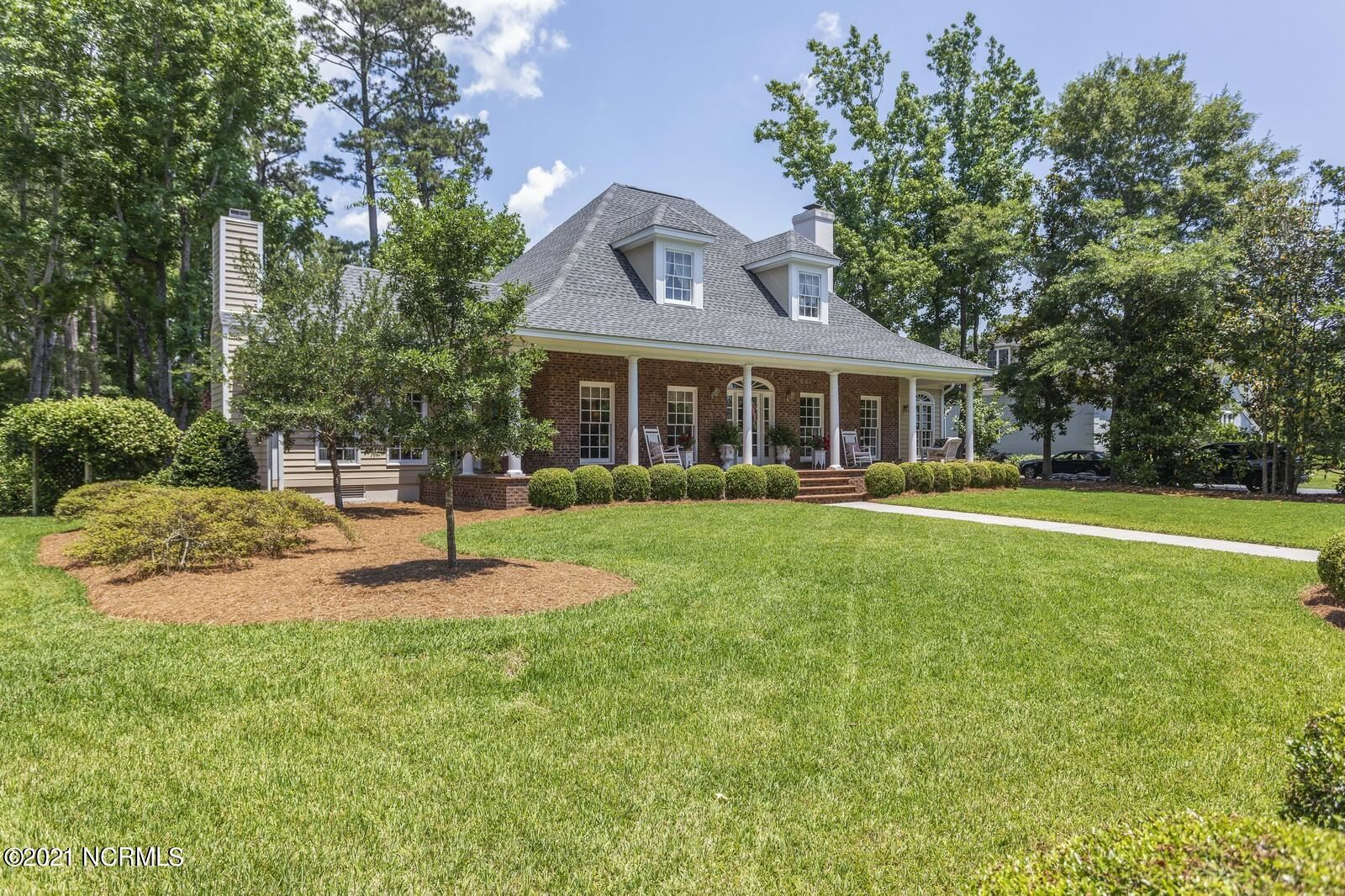 Photo of 5801 Meadow Brook Court, Wilmington, NC 28409 (MLS # 100274211)