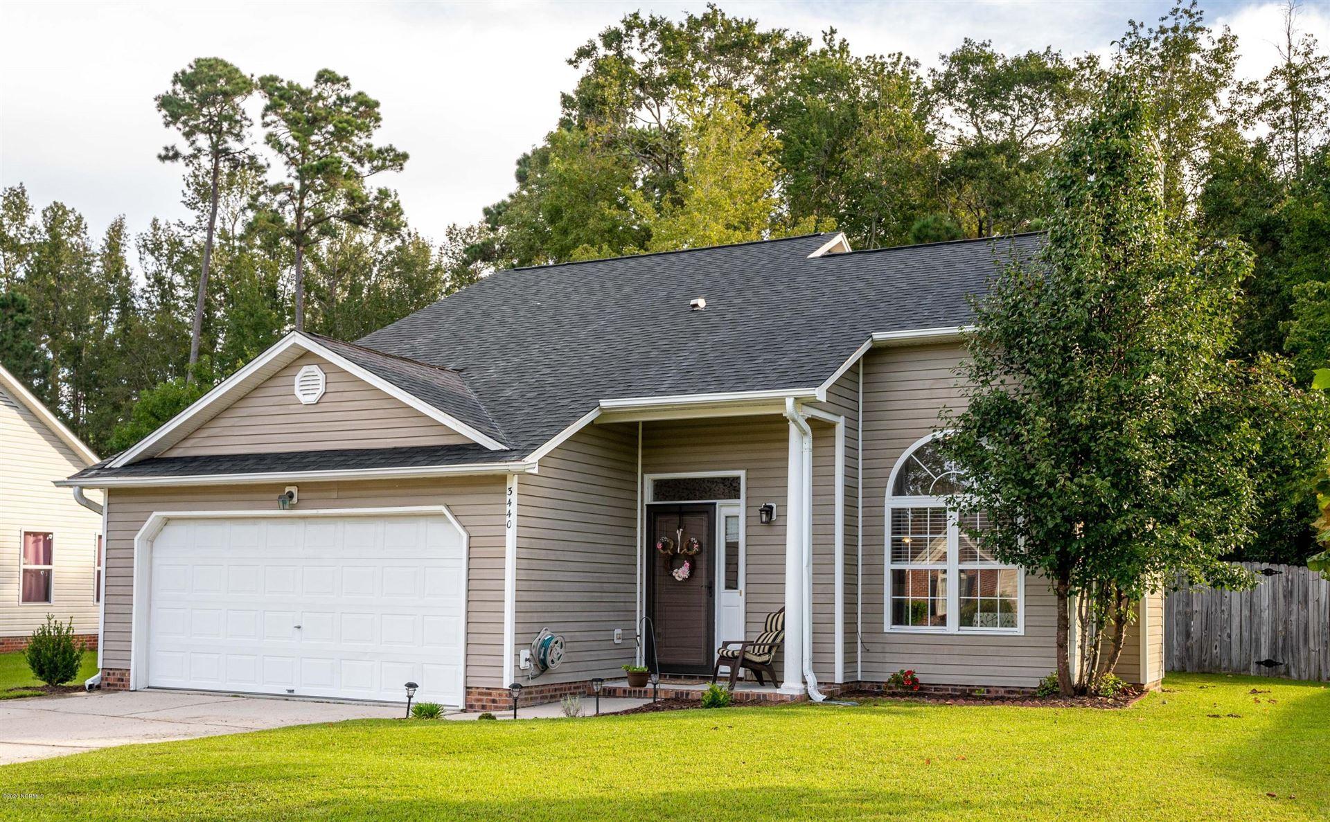 3440 Constable Way, Wilmington, NC 28405 - MLS#: 100238212