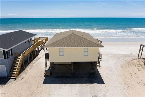 Photo of 248 Seashore Drive, North Topsail Beach, NC 28460 (MLS # 100189213)