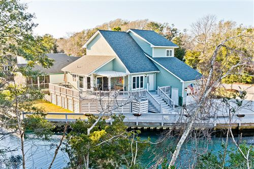 Photo of 237 Windjammer W, Emerald Isle, NC 28594 (MLS # 100203213)