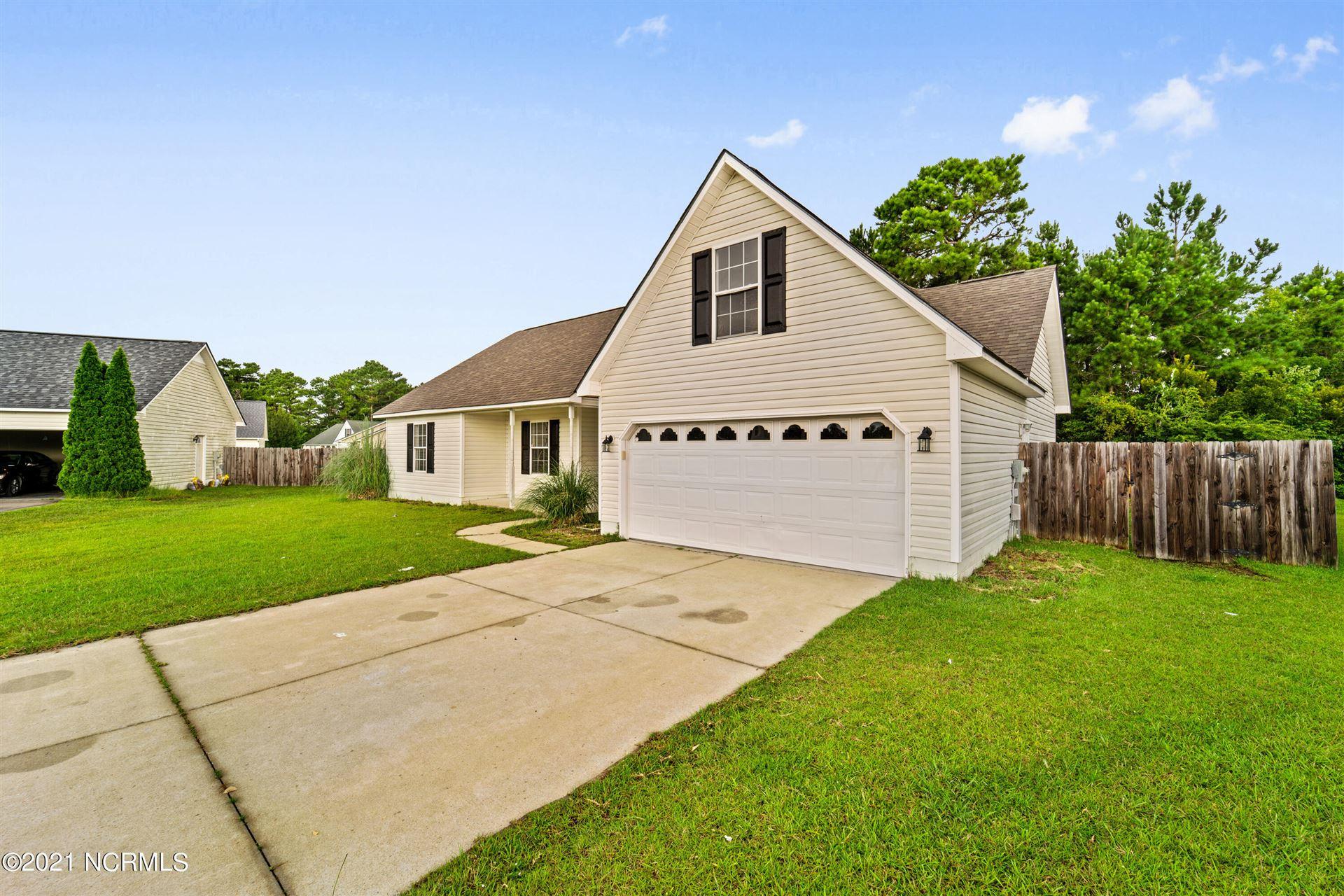 Photo of 719 Ironwood Drive, Havelock, NC 28532 (MLS # 100285213)