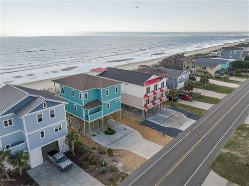 Photo of 5403 W Beach Drive, Oak Island, NC 28465 (MLS # 100227216)