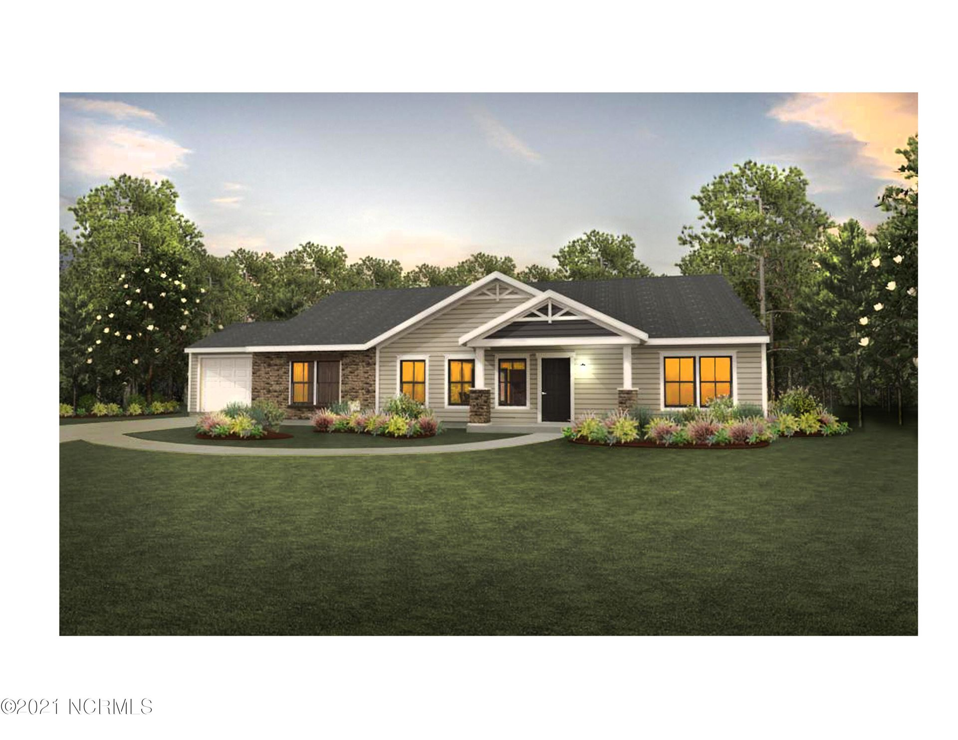 Photo of 860 Golf View Road, Boiling Spring Lakes, NC 28461 (MLS # 100296216)
