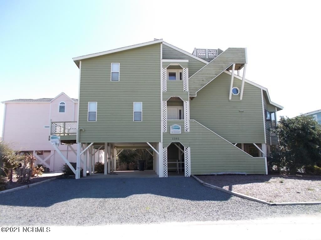Photo of 1202 Canal Drive, Sunset Beach, NC 28468 (MLS # 100276217)