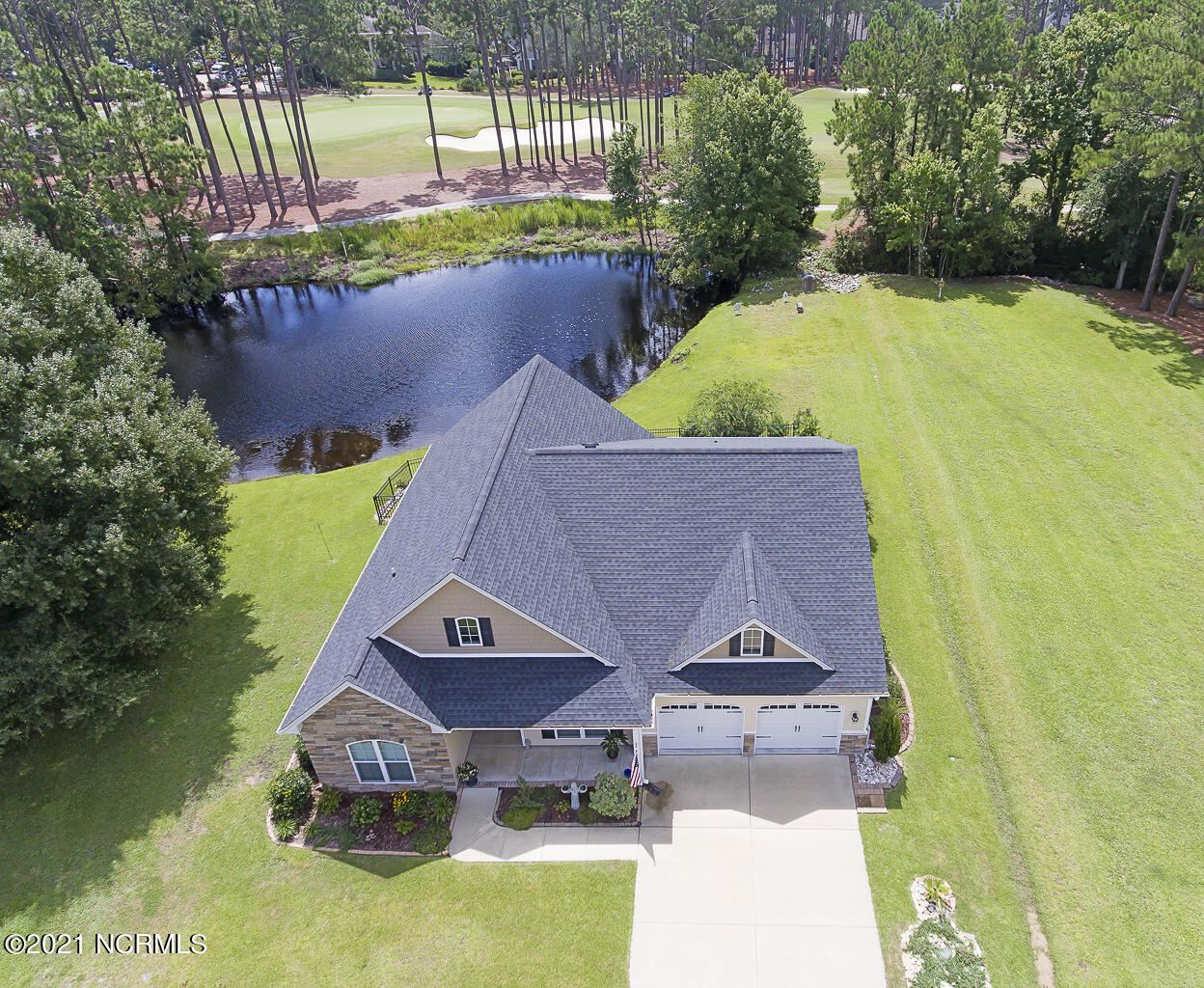 Photo of 3710 Calla Lily Court SE, Southport, NC 28461 (MLS # 100288217)