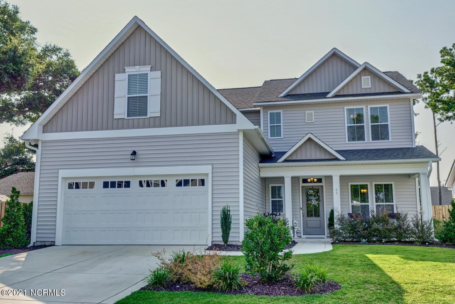 Photo for 44 Bunting Lane #Lot 118, Hampstead, NC 28443 (MLS # 100283218)