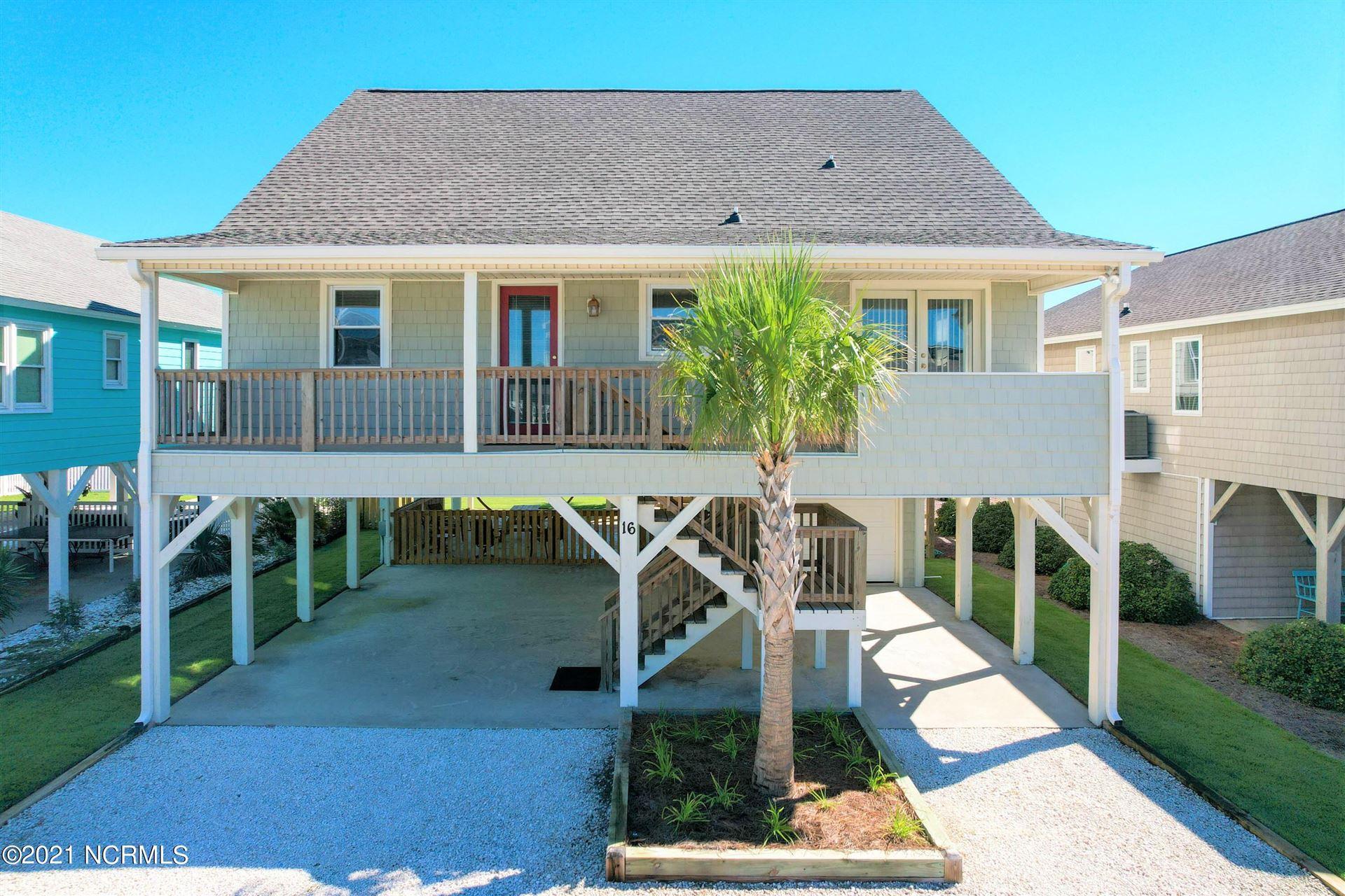 Photo of 16 Anson Street, Ocean Isle Beach, NC 28469 (MLS # 100292218)