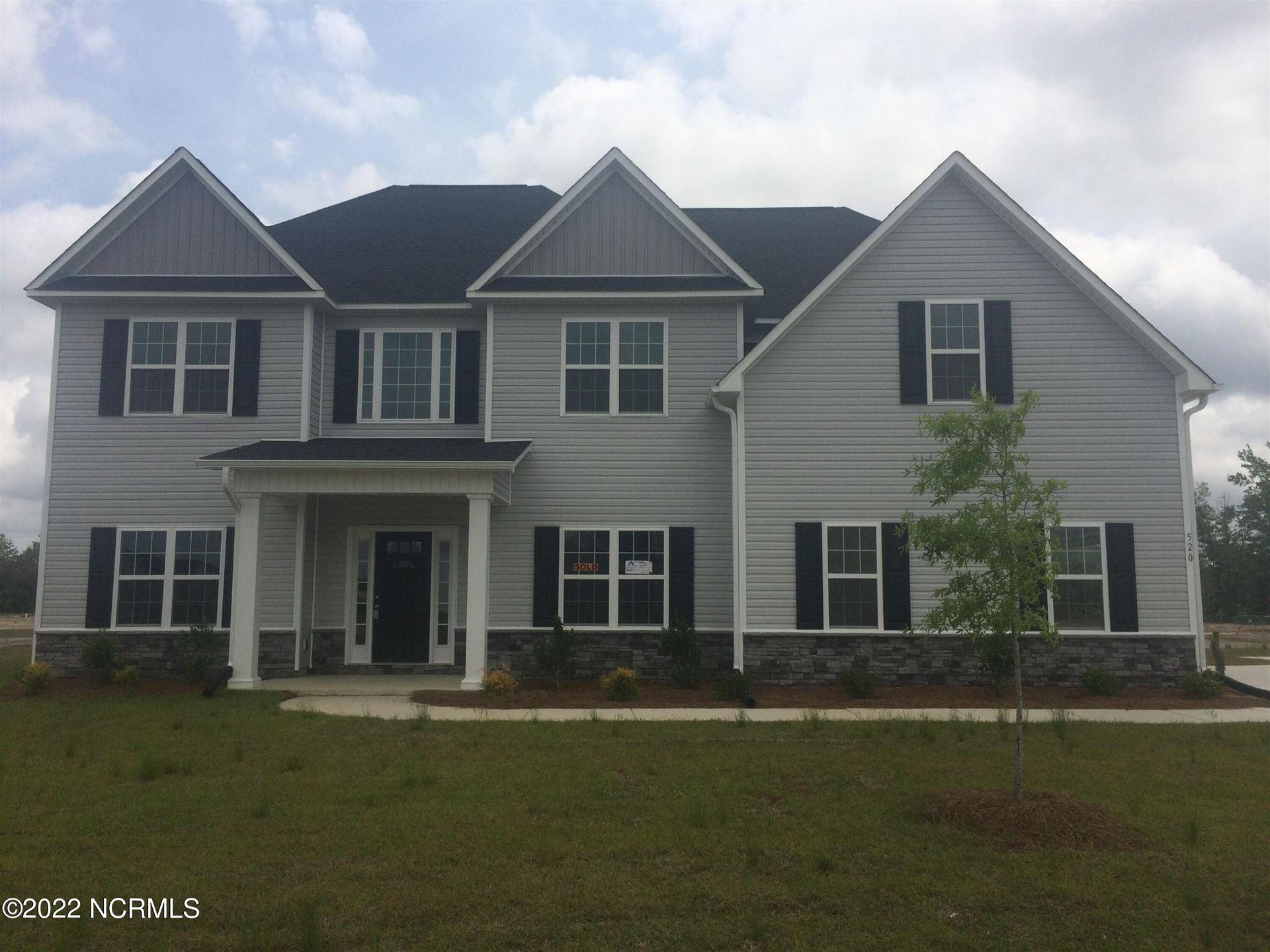 Photo of 520 Jarrott'S Place, Jacksonville, NC 28546 (MLS # 100296218)