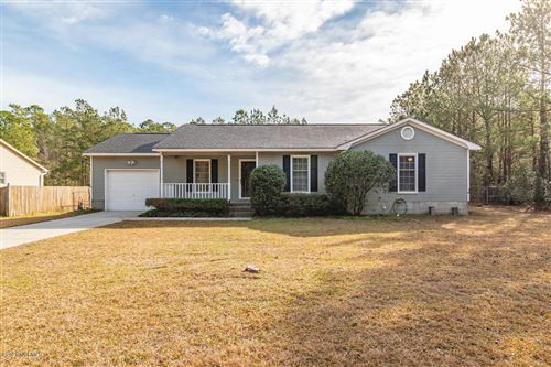 Photo of 147 Liberty Park Road, Jacksonville, NC 28540 (MLS # 100204219)
