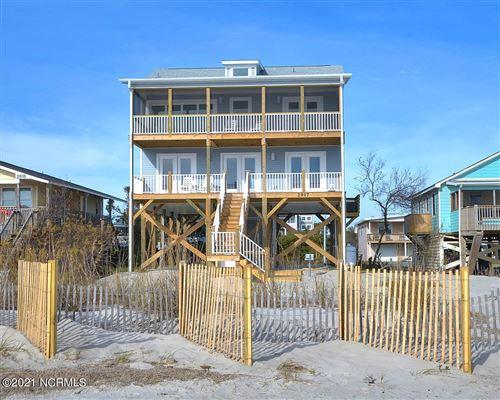 Photo of 2917 E Beach Drive, Oak Island, NC 28465 (MLS # 100277219)