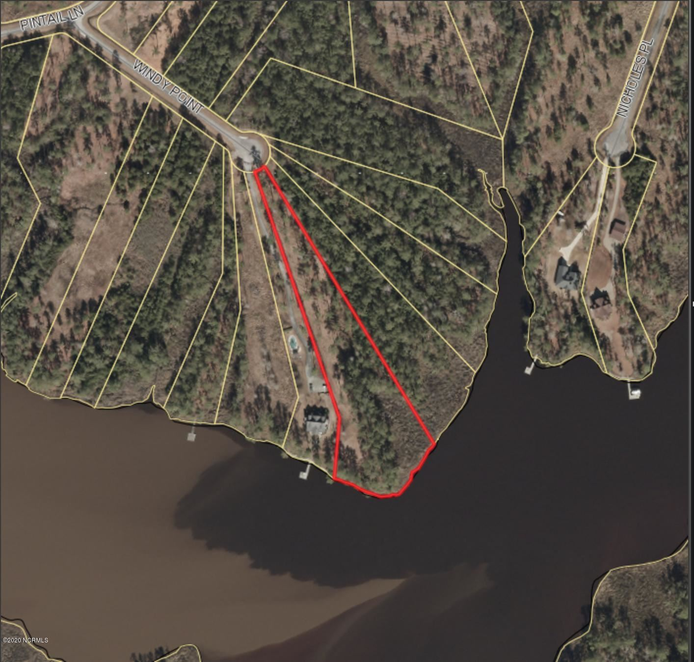 Photo of 38 Windy Pointe Point, Belhaven, NC 27810 (MLS # 100243219)