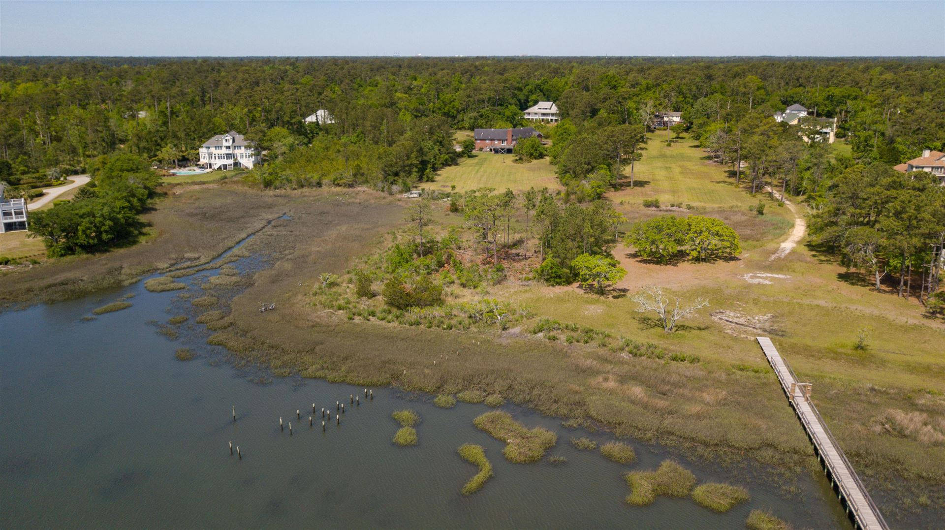 Photo of 6225 Old Military Road, Wilmington, NC 28409 (MLS # 100267219)