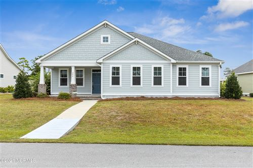 Photo of 204 Seagrass Way, Newport, NC 28570 (MLS # 100291220)