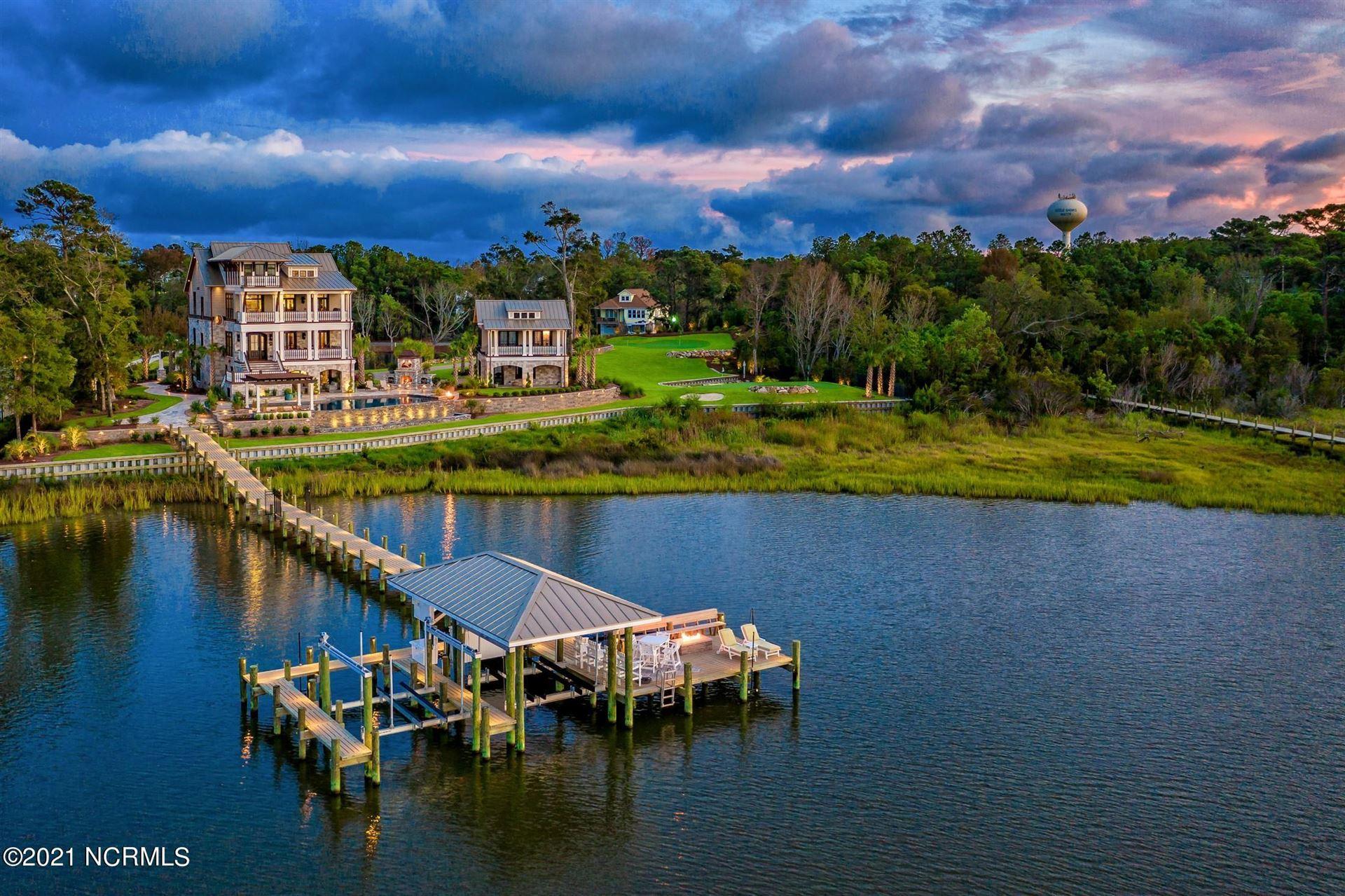 Photo of 410 Redfish Court, Emerald Isle, NC 28594 (MLS # 100276220)