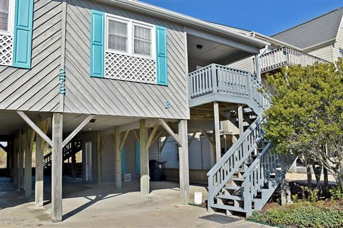 Photo of 278 Brunswick Avenue W #B, Holden Beach, NC 28462 (MLS # 100194221)
