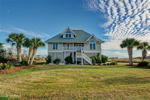 Photo of 34 Osprey Drive, North Topsail Beach, NC 28460 (MLS # 100250221)