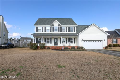 Photo of 116 New Castle Drive, Jacksonville, NC 28540 (MLS # 100257221)