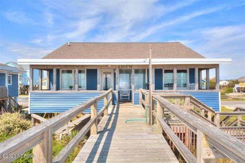 Photo of 2307 W Beach Drive, Oak Island, NC 28465 (MLS # 100224222)