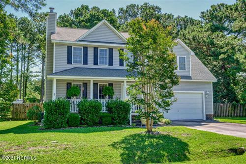 Photo of 202 Egret Point Drive, Sneads Ferry, NC 28460 (MLS # 100278222)