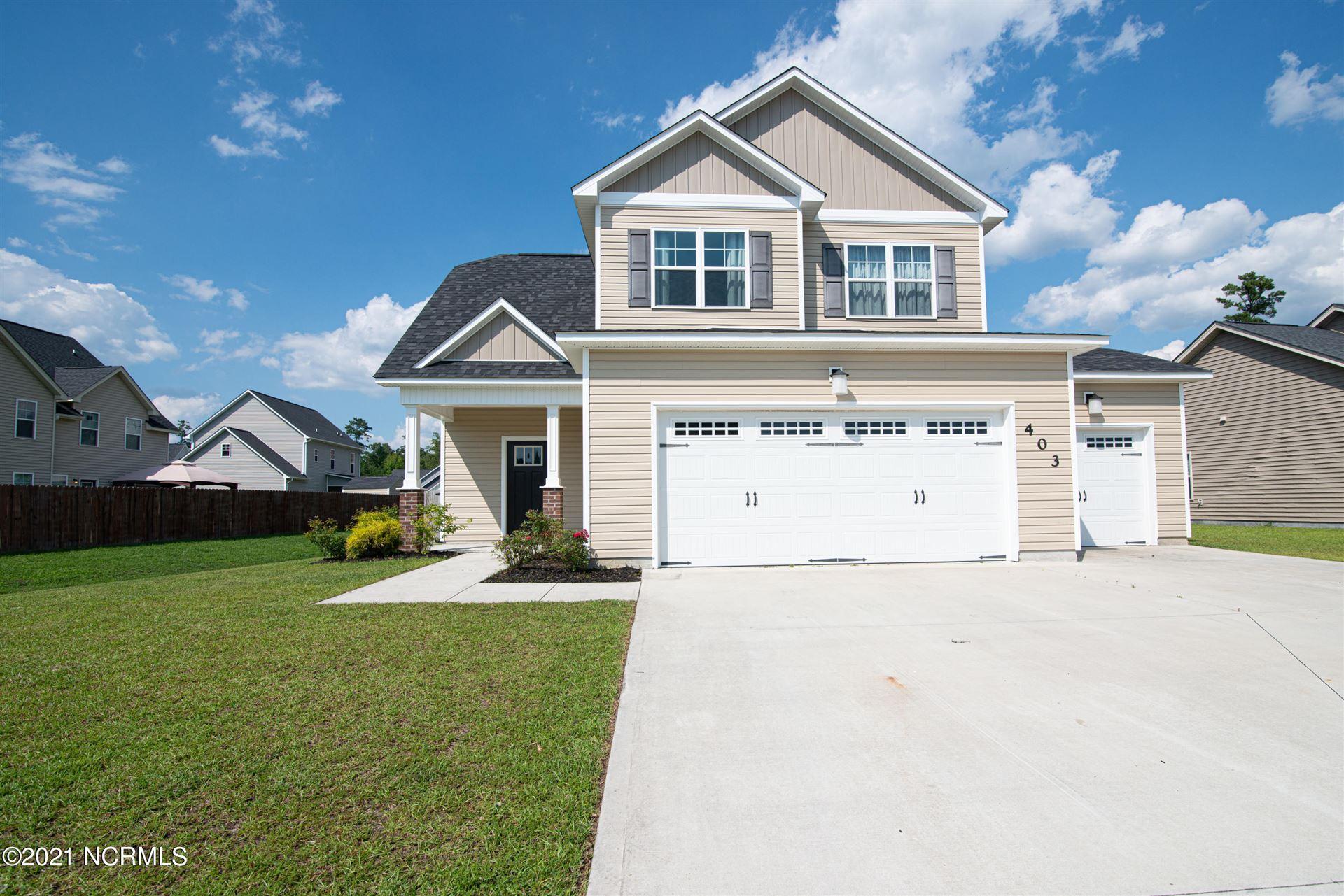 Photo for 403 Turp Landing Lane, Jacksonville, NC 28546 (MLS # 100277222)