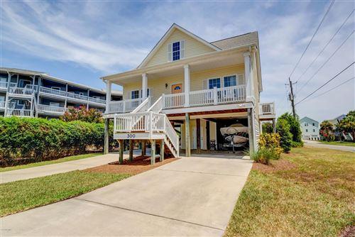 Photo of 300 Georgia Avenue, Carolina Beach, NC 28428 (MLS # 100230223)