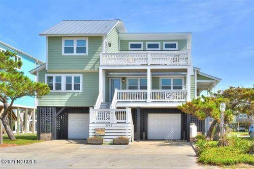Photo of 3222 E Beach Drive, Oak Island, NC 28465 (MLS # 100281223)