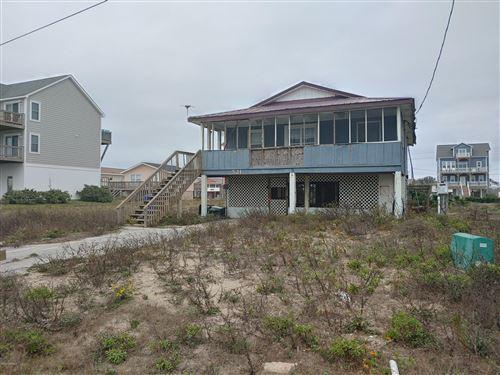Photo of 521 Ocean Drive, North Topsail Beach, NC 28460 (MLS # 100203224)