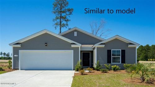 Photo of 7041 Bayou Court #Lot 44, Wilmington, NC 28411 (MLS # 100216224)