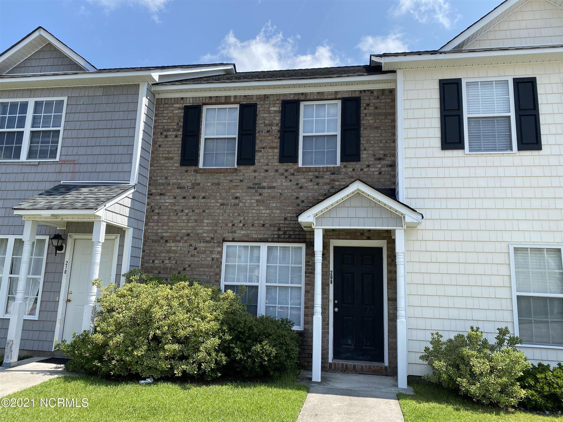 Photo of 208 Bridgewood Drive, Jacksonville, NC 28546 (MLS # 100290224)
