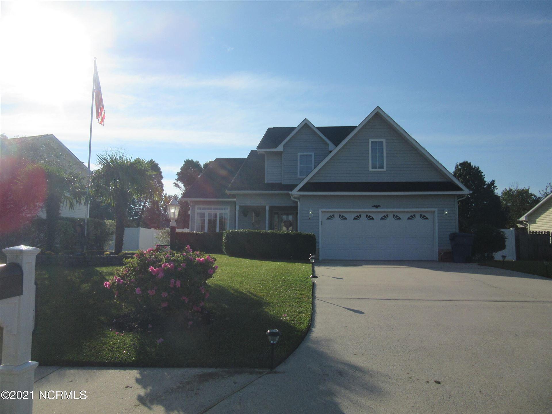 Photo of 420 Foxhunt Lane, Havelock, NC 28532 (MLS # 100295224)