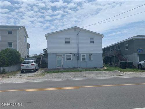 Photo of 819 N Anderson Boulevard, Topsail Beach, NC 28445 (MLS # 100221225)