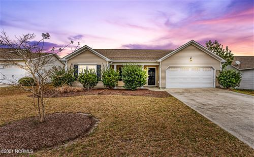 Photo of 220 Belvedere Drive, Holly Ridge, NC 28445 (MLS # 100258225)