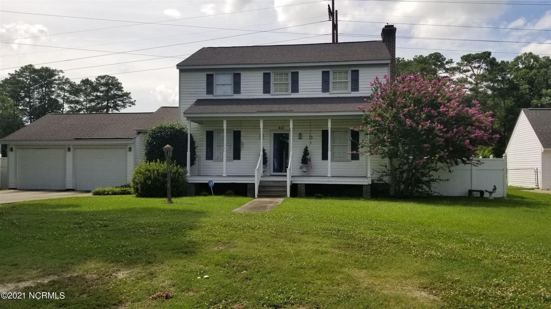 Photo of 612 Dana Lane, Rocky Mount, NC 27803 (MLS # 100288225)