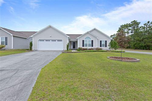 Photo of 425 Amaryllis Lane, Holly Ridge, NC 28445 (MLS # 100271226)