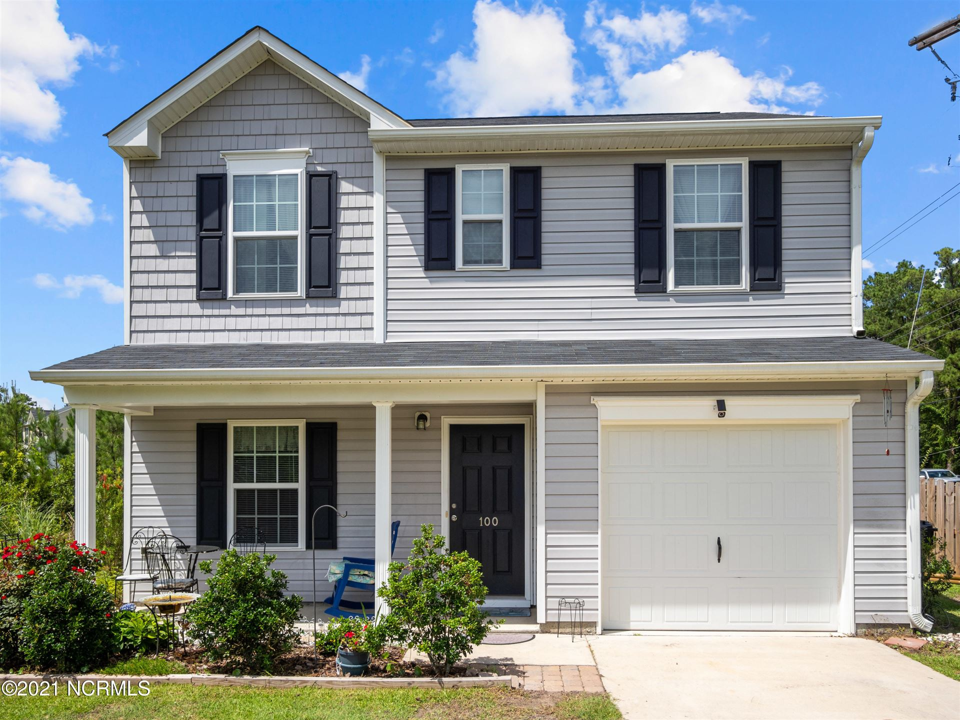 Photo for 100 Chalet Road, Holly Ridge, NC 28445 (MLS # 100280226)