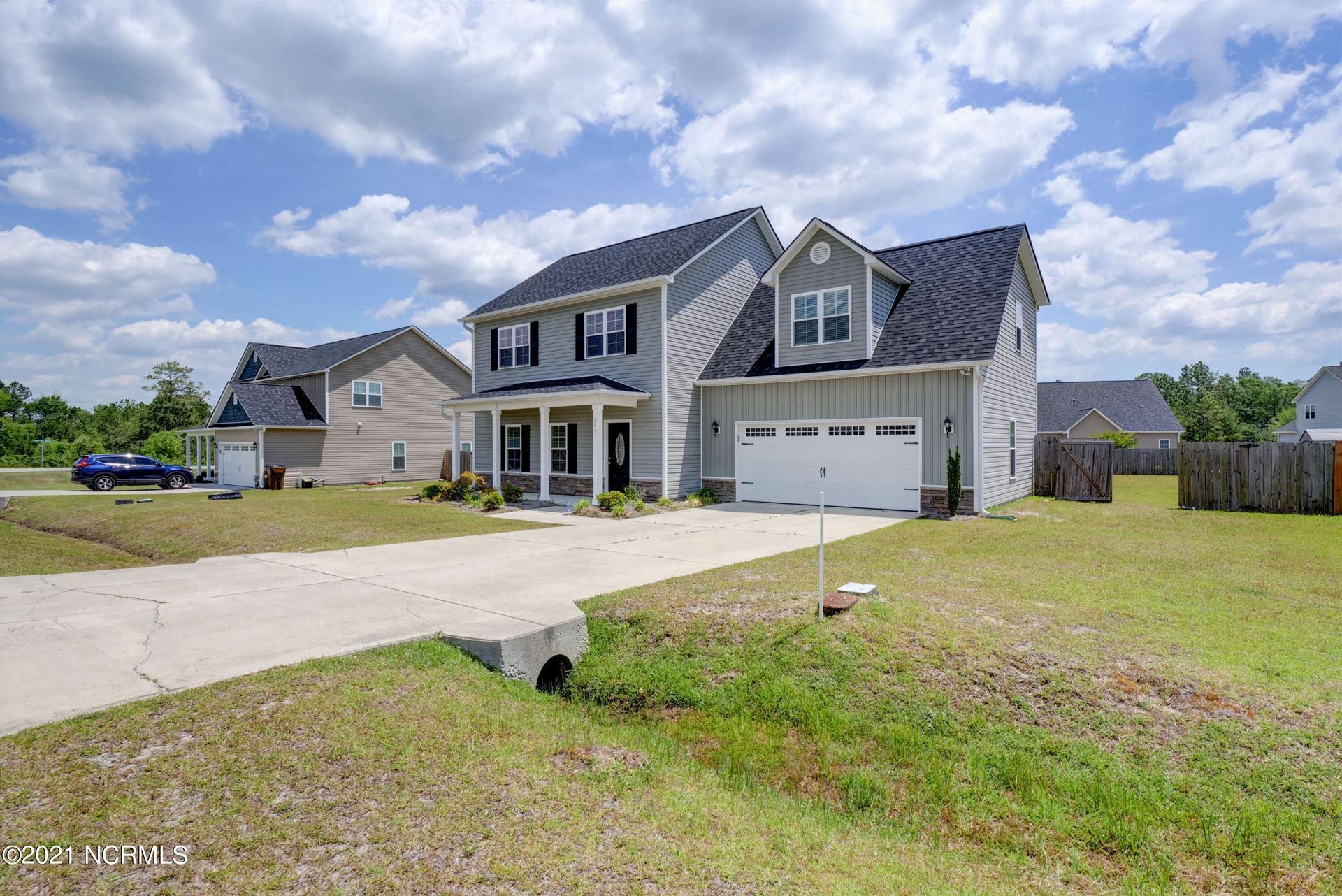 Photo of 203 Chestwood Drive, Hubert, NC 28539 (MLS # 100296226)