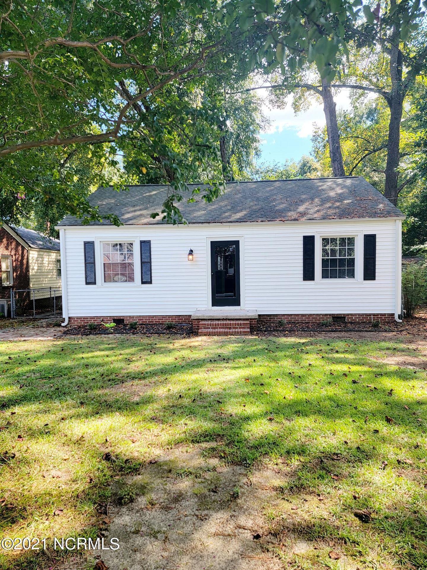 Photo of 721 Grove Street NE, Wilson, NC 27893 (MLS # 100290227)